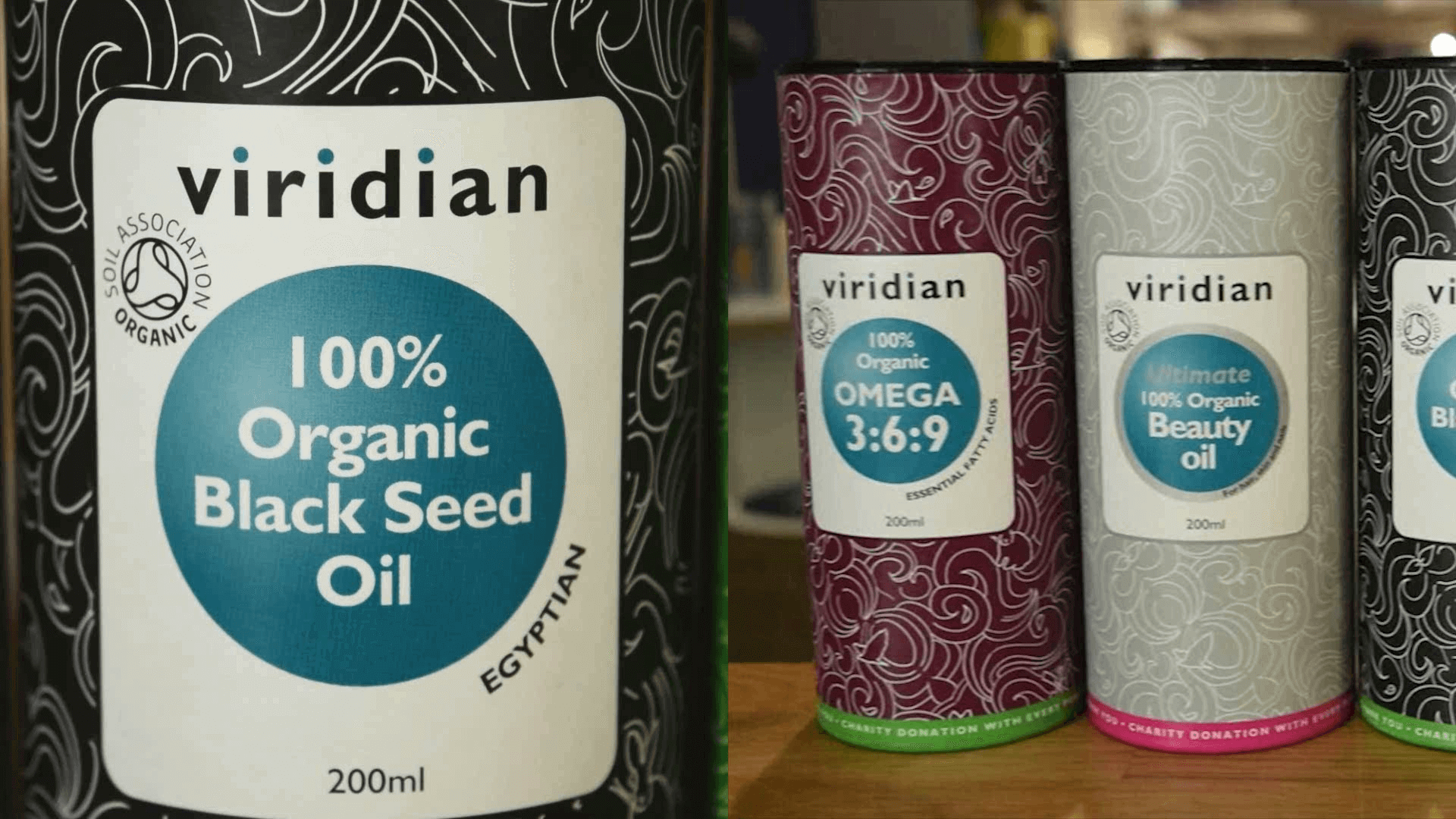 How to Use Black Seed Oil by Viridian Nutrition