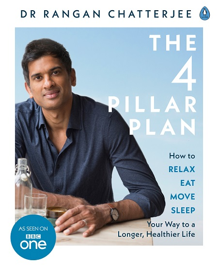 BOOK REVIEW: The 4 Pillar Plan by Dr Rangan Chatterjee