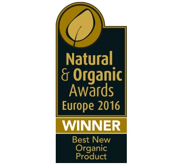 World's first certified organic fish oil wins top award
