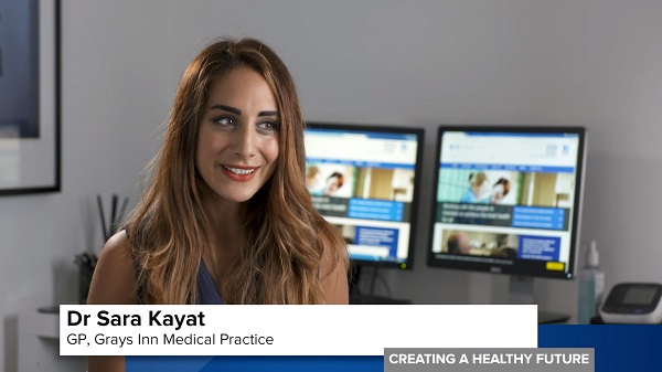 Created In Partnership With The College Of Medicine And Itn Productions The Creating A Healthy Future Programme Introduced By National Newsreader Natasha