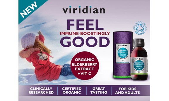 Feel immune boostingly good