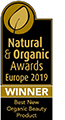 2019 Best New Organic Beauty Product - Repair 5