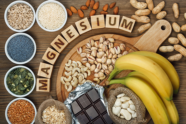 Magnesium: Energize and Revitalize