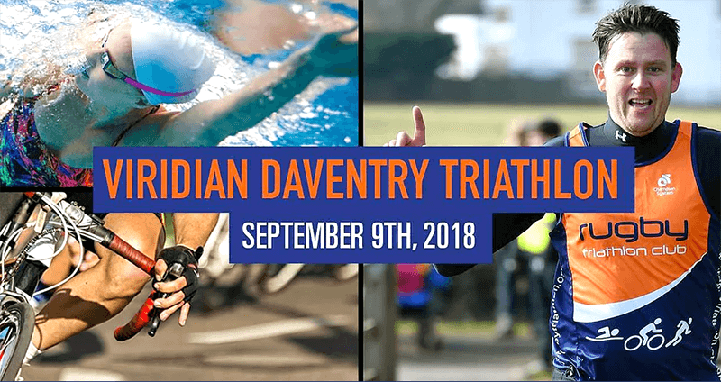 Get Ready for the Viridian Daventry Triathlon