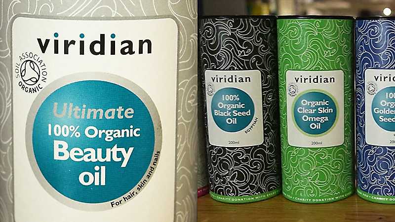 How to use Organic Ultimate Beauty Oil by Viridian Nutrition