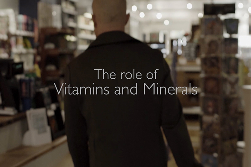The Role of Vitamins and Minerals in Clear Skin by Dale Pinnock, the Medicinal Chef