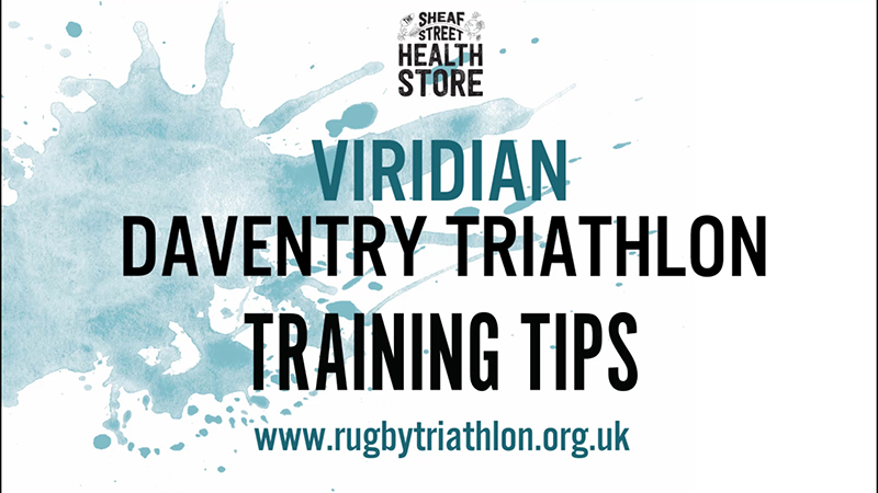 Viridian Daventry Triathlon - Swimming Tips