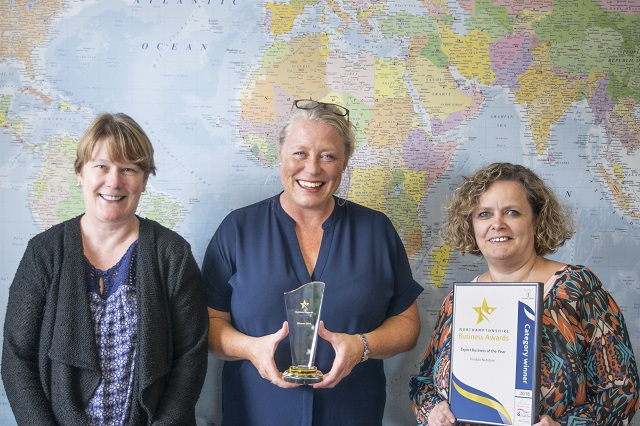 Viridian wins Export Business of the Year 2018