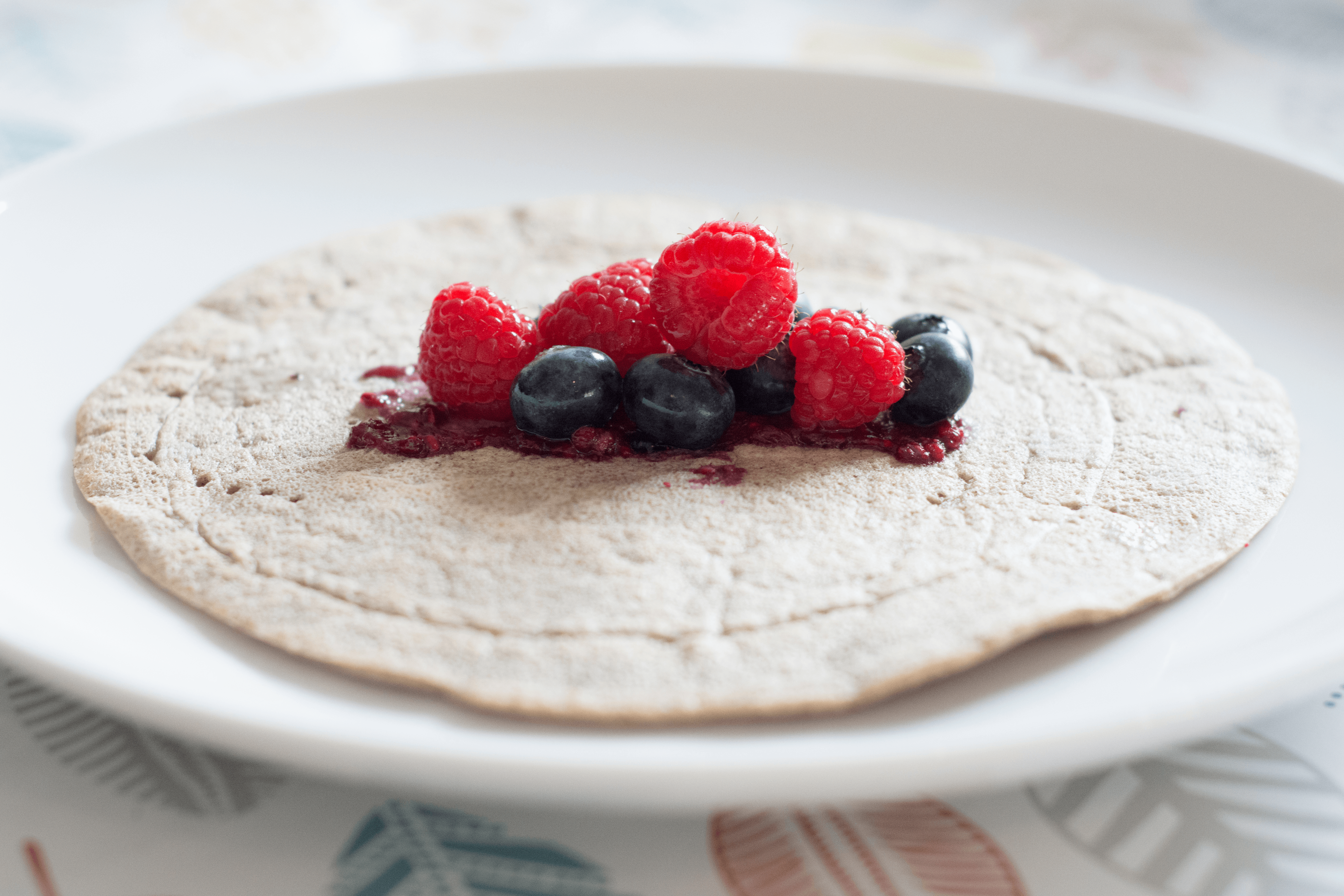 Easy Buckwheat Pancakes