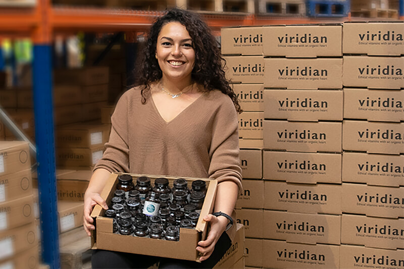 Less is more at Viridian Nutrition