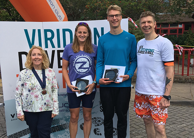 Course record smashed at 2019 Viridian Daventry Triathlon