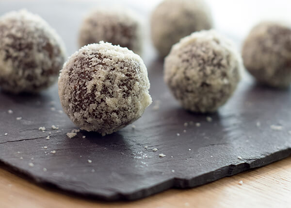 RECIPE: Viridian Vegan Energy Balls