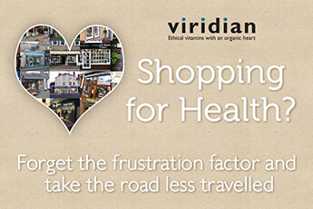 Shopping for Health - take the
