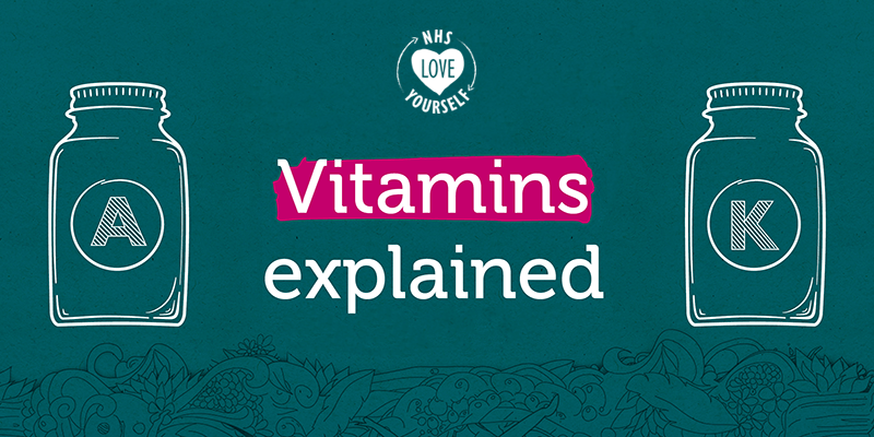 Vitamins explained