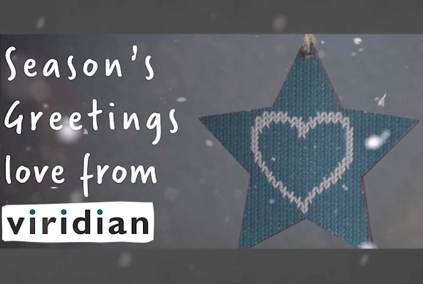 Season's Greetings from Viridian