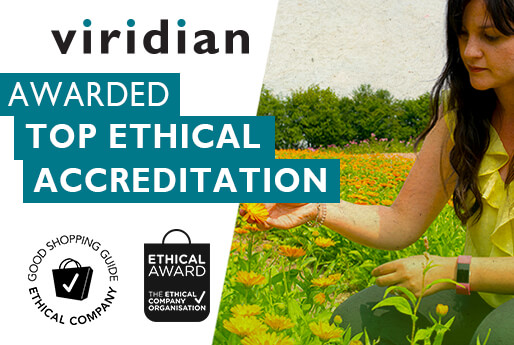 Viridian at the forefront of ethics
