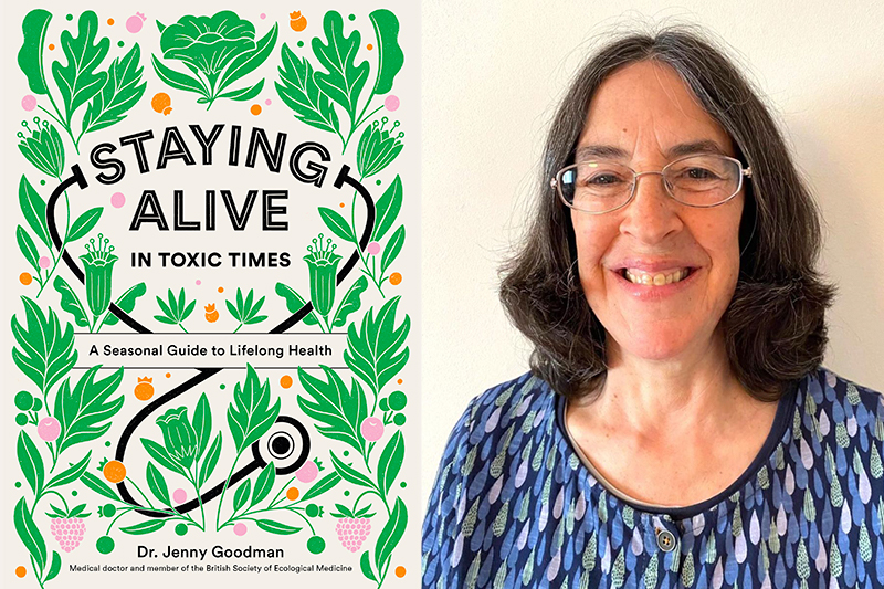 BOOK REVIEW: Staying Alive in Toxic Times