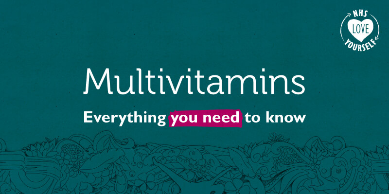 Multivitamins compared.