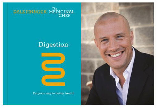 BOOK REVIEW: 'Digestion' by Dale Pinnock, the Medicinal Chef