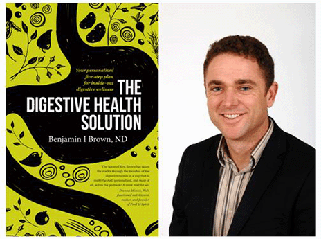 BOOK REVIEW: The Digestive Health Solution by Ben Brown